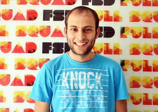 Gabriel Verta < co-founder e diretor de tecnologia >