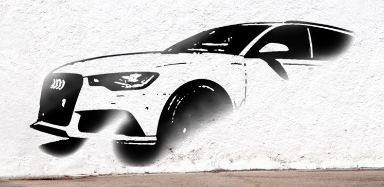 Revista Audi iPad