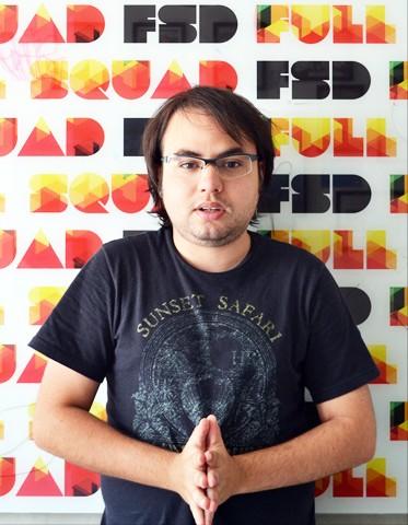 Bruno Sousa < backend developer >
