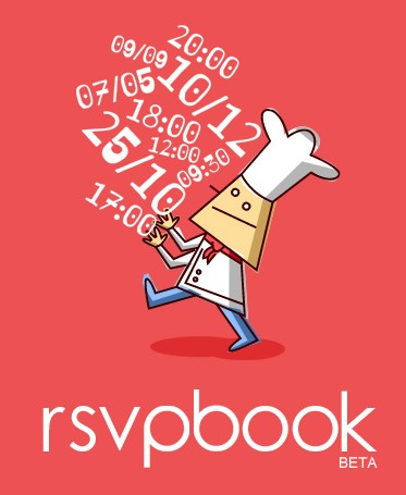 rsvpbook social booking app