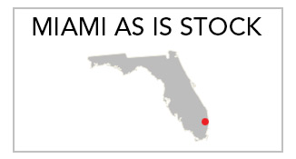 Miami As Is Stock