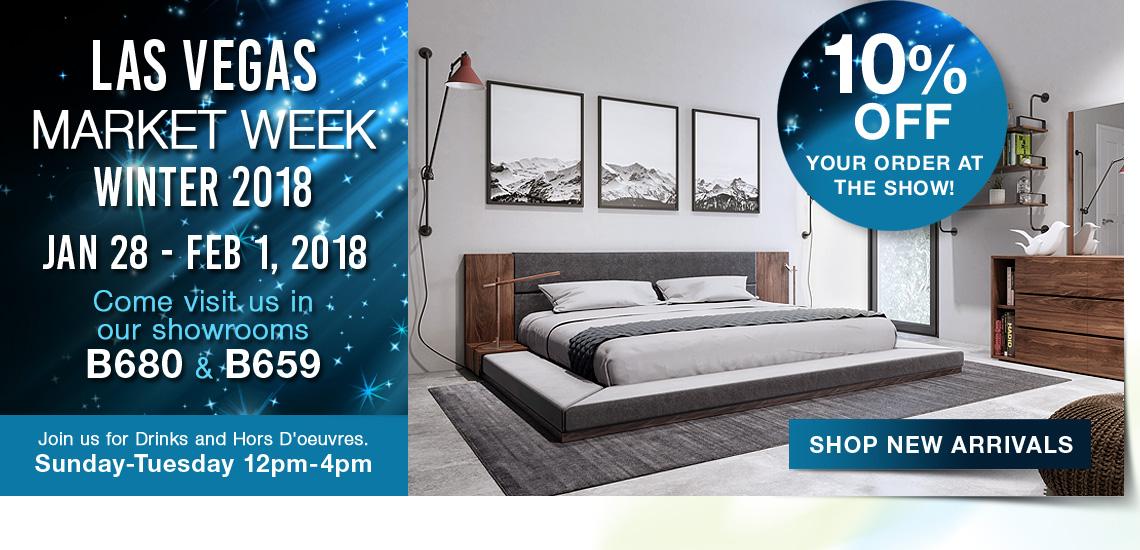 Las Vegas Market Winter 2018
