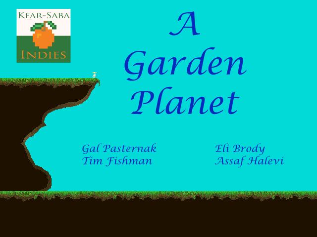A Garden Planet