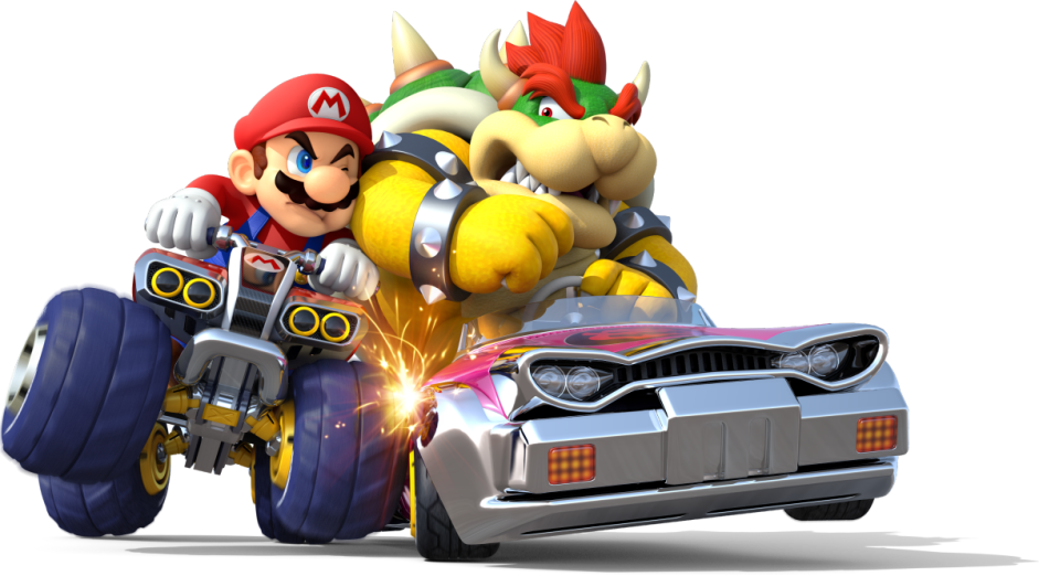 Some Mario Kart is perfect, right?