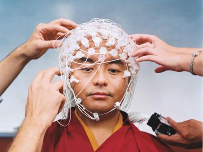 I hjärnan på en munk