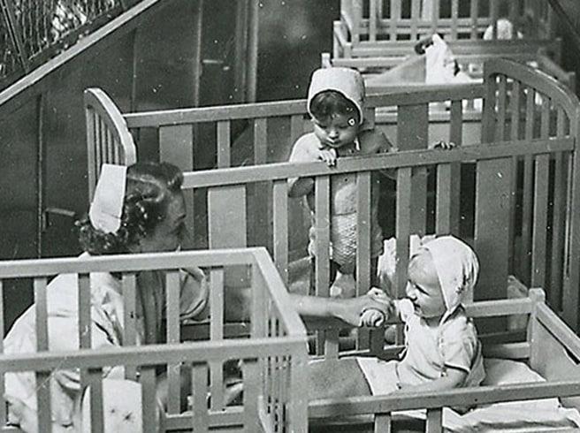 Forskare: Miljöerna för barn otänkbara tidigare