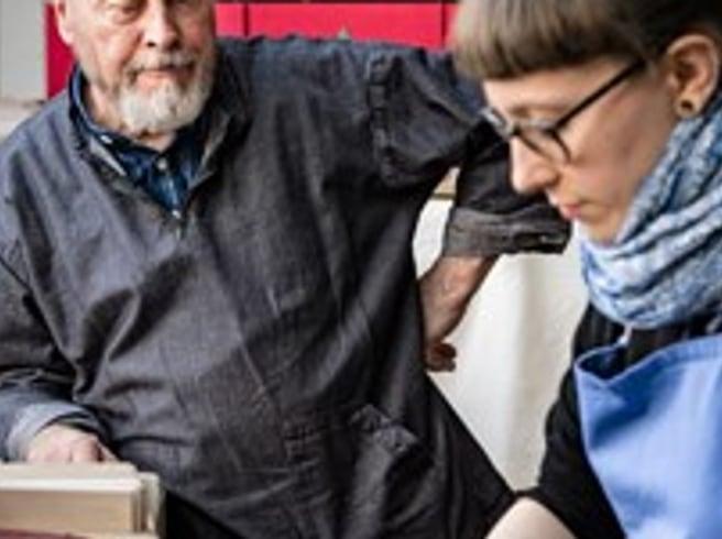 """""""Hantverk får kunskapen att sätta sig i kroppen"""" - DN.SE"""