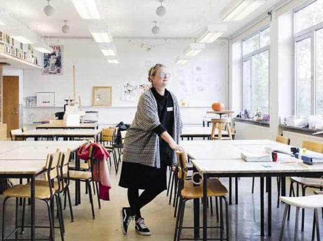 Konsten öppnar elevernas ögon | Lärarnas Nyheter