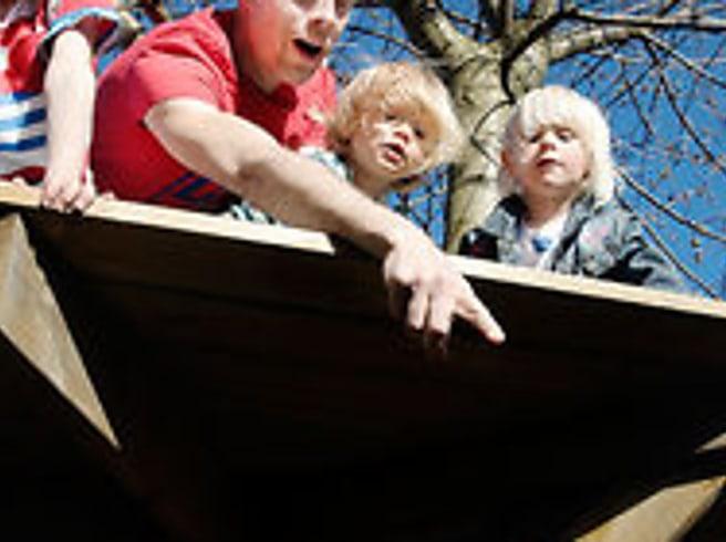 Genom lek tar barnen kommando över sitt eget lärande - DN.SE