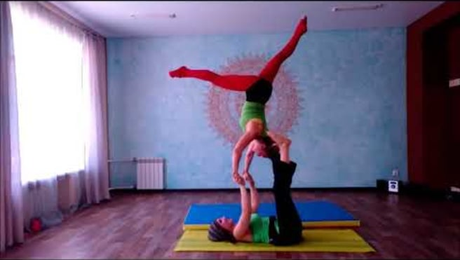 Acroyoga Washing machine
