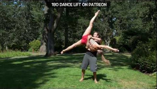 180 Lift Patreon Promo