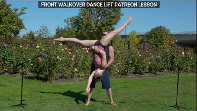 Front Walk Over Promo