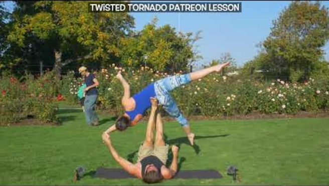 Twisted Tordano Patreon Lesson Promo