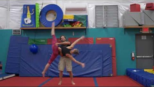 Cartwheel Off Shoulder v2
