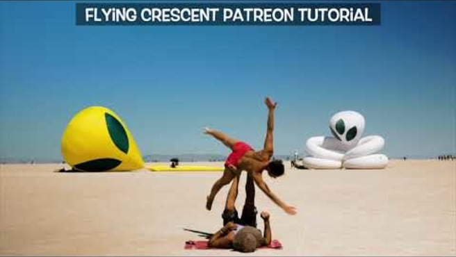 Flying Crescent Patreon Lesson Promo