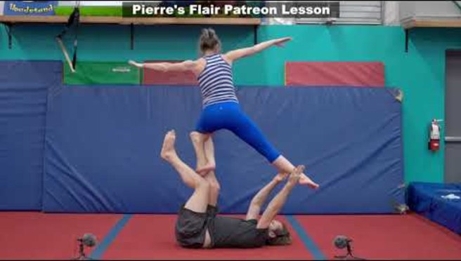 Pierre's Flair Demo