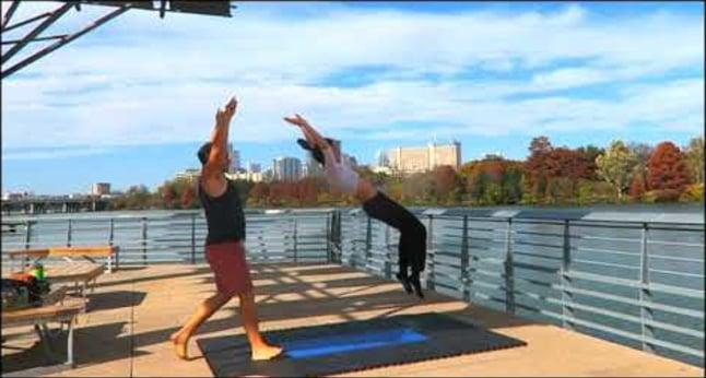 Fall Boardwalk Acro Dance W/Sarah