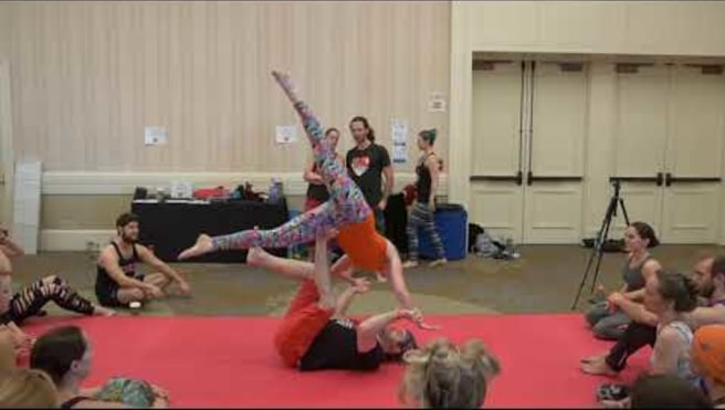 Flatspins Performances Acrolove 2019