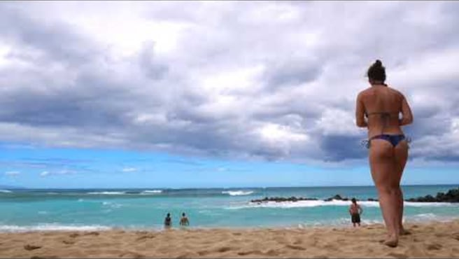 Baldwin Beach Time Lapse