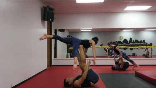 World's Fastest Propellers And Rotors (Acroyoga)