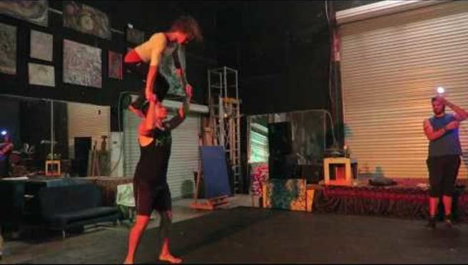 Swing Around To Shoulder & H2H Pop