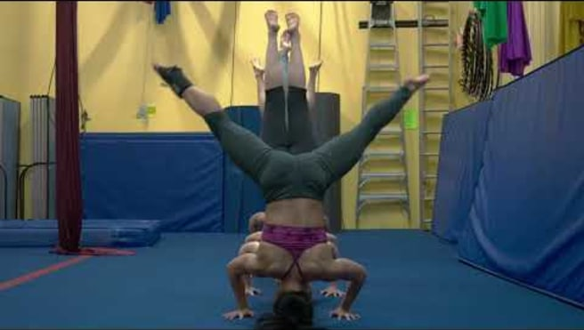 Trippy Headstands