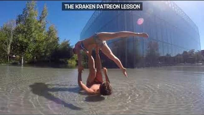 The Kraken Patreon Promo