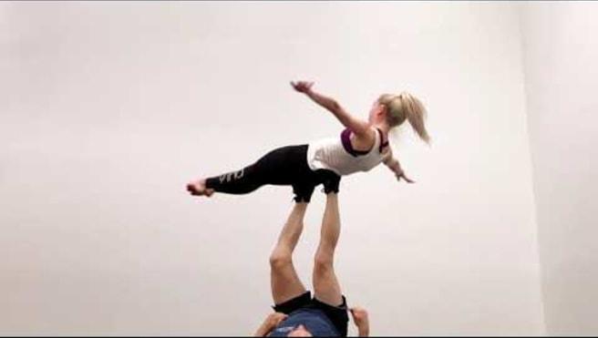 AcroYoga Variel Flip (Icarian Acrobatics)