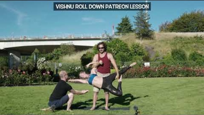Vishnu Roll Down Promo