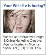 boring facebook marketing