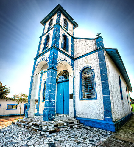 Iglesia HDR