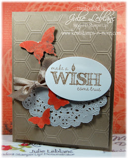 Kewl Stamps: Make a Wish Card
