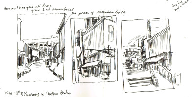 Small sketches with Matthew Brehm