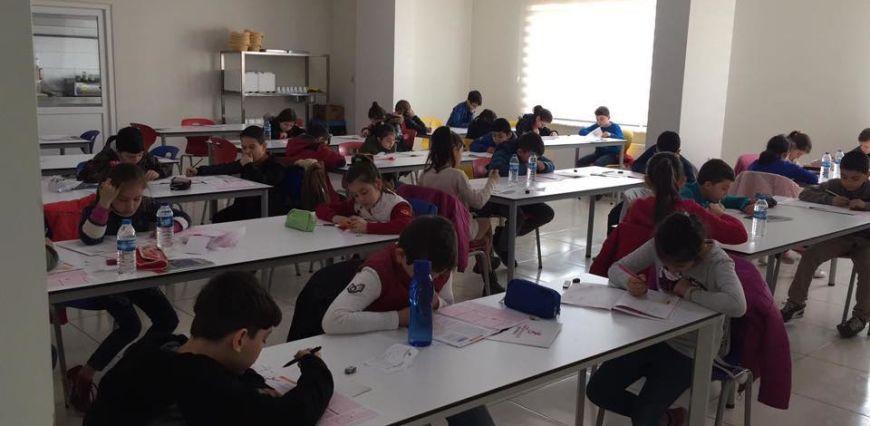 2018 - 2019 Bursluluk Sınavı Cevap Anahtarı