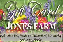 Jones Farm - The Perfect Gift!