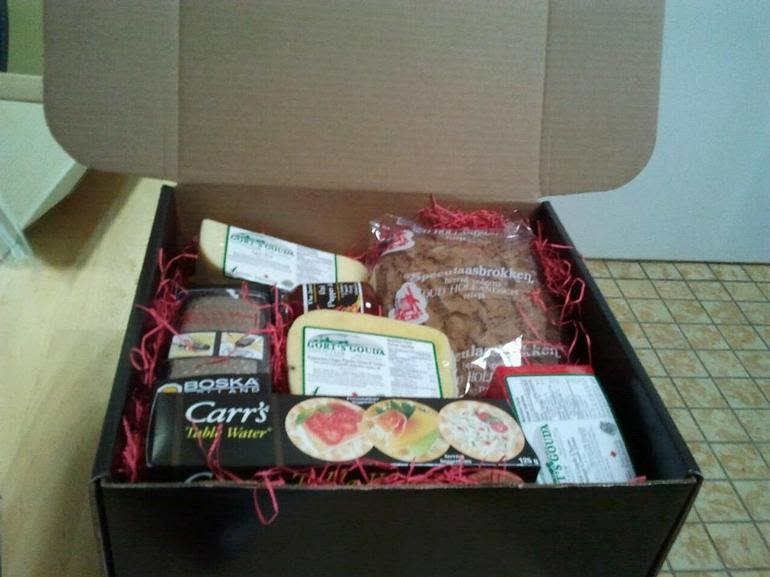 Gorts Gouda Cheese Farm/ Grass Root Dairies - Gift boxes available for yourout of town family.