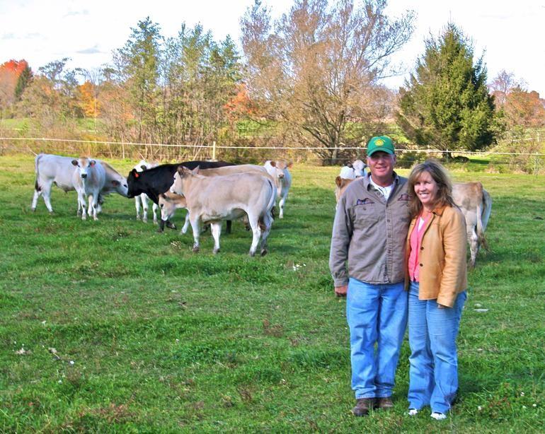 Skelton Farms - Terry & Trish 2010