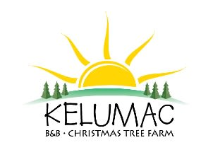 Kelumac Christmas Tree farm Bed and Breakfast - Kelumac Logo