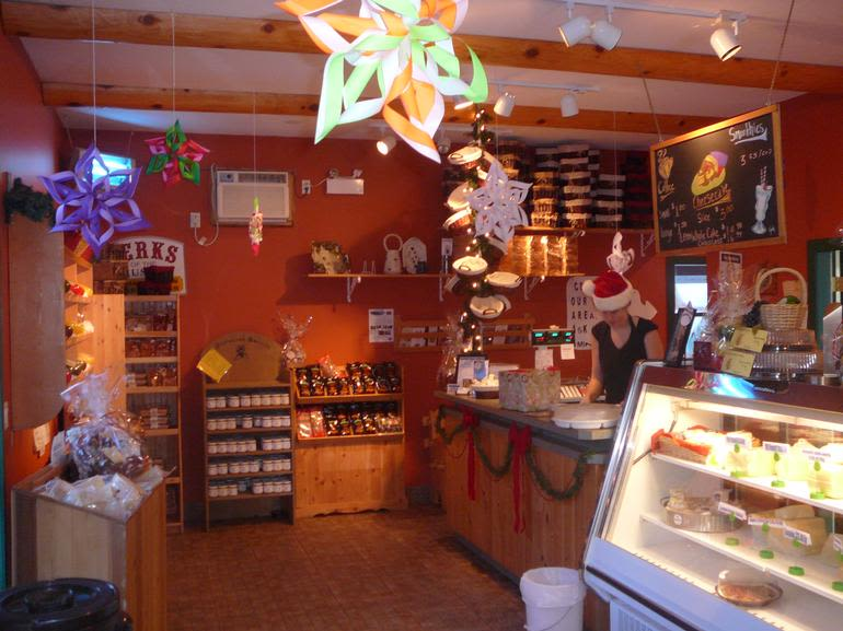Gorts Gouda Cheese Farm/ Grass Root Dairies - Come shop in our store!