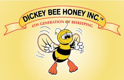 Dickey Bee Honey Inc - Dickey Bee Honey Inc. Logo