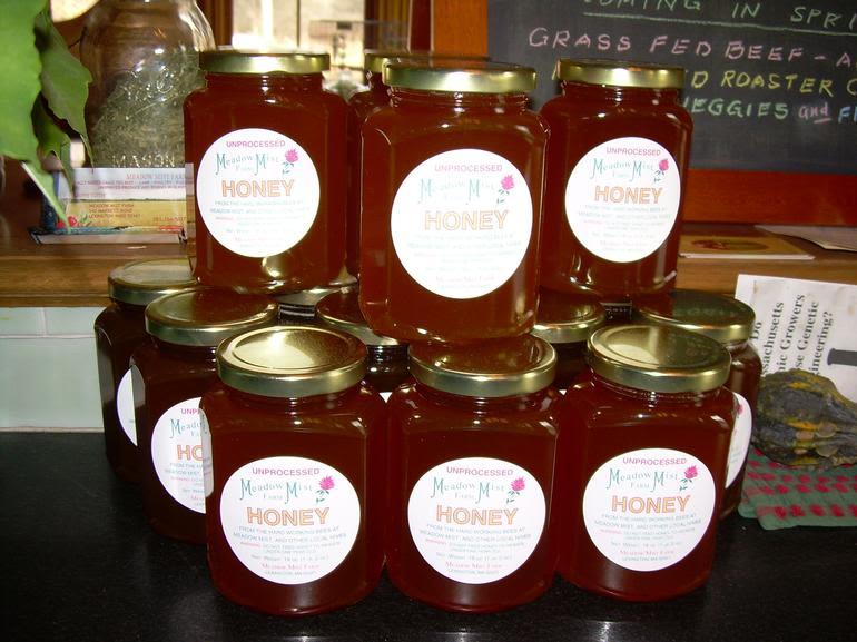 Meadow Mist Farm - Raw Honey From MMF