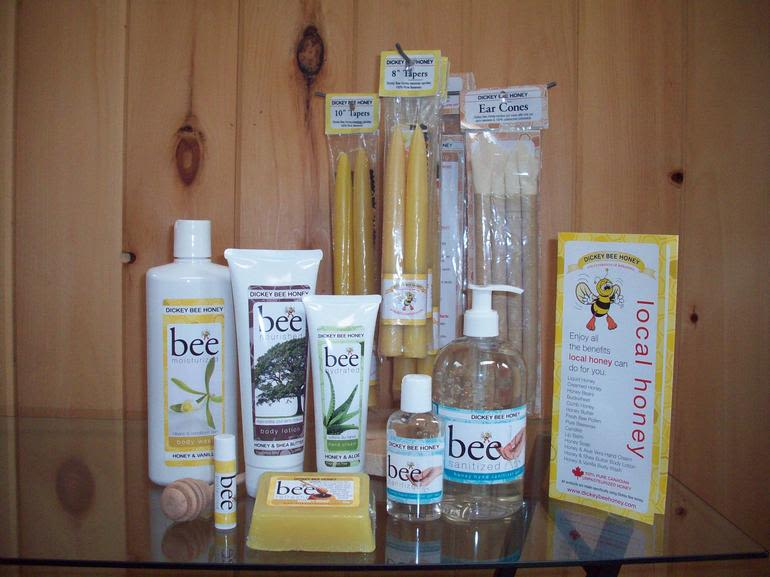 Dickey Bee Honey Inc - Health Products