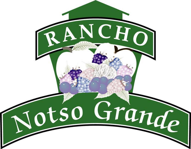 Rancho Notso Grande - Farm Logo