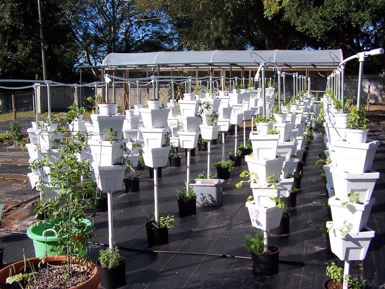 Lake Meadow Naturals, LLC - hydroponics