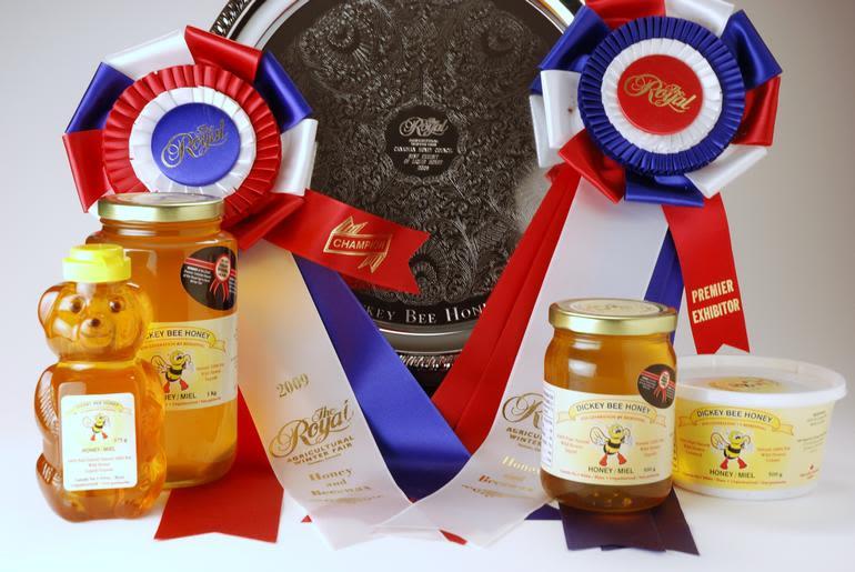 Dickey Bee Honey Inc - Award Winning Honey @The Royal Agricultural Winter Fair