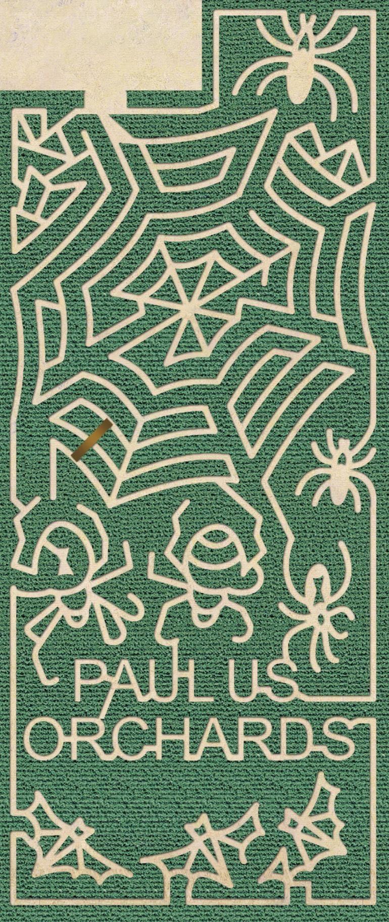 Paulus Orchards - Corn Maze