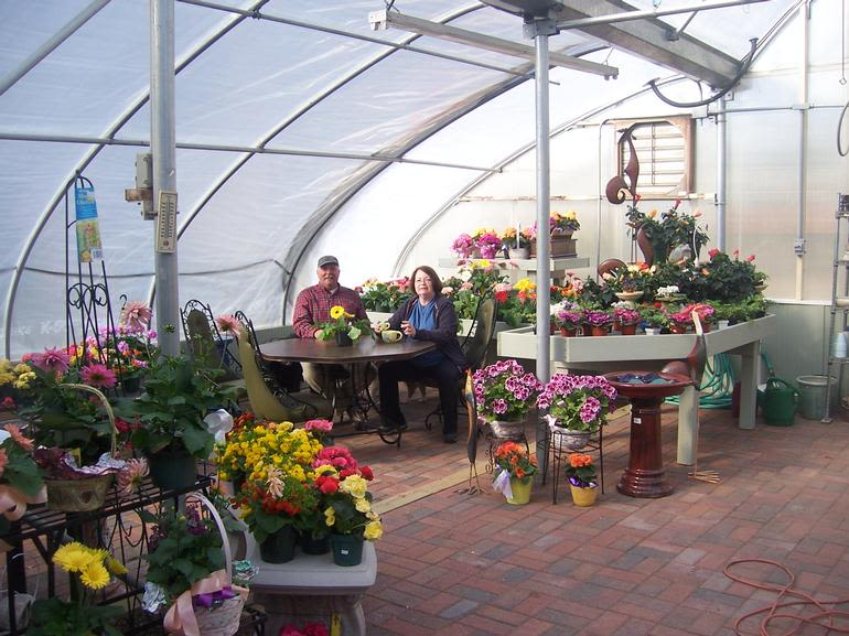 Jones Farm - Greenhouse Cafe