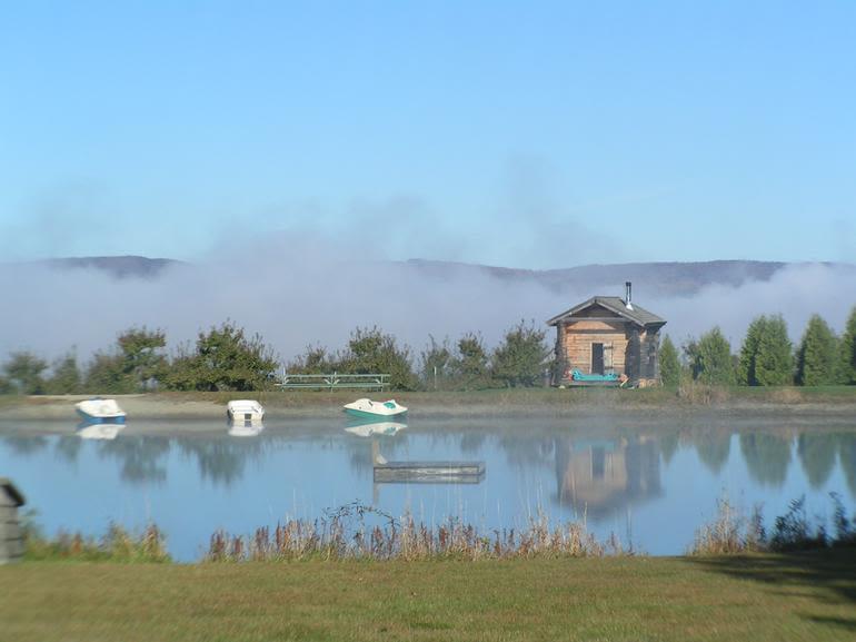 Alyson's Orchard - Sarmas Pond