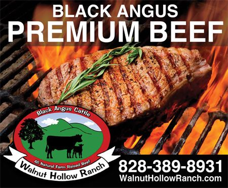Walnut Hollow Ranch - Walnut Hollow Ranch is dedicated to providing high-quality all natural beef.  Our Black Angus Cattle are raised responsibly, with top standards, producing the finest beef obtainable.  We are committed to offering a healthy beef choice direct to your family.