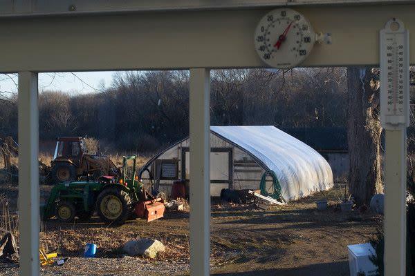 Meadow Mist Farm - Green House at Meadow Mist Farm